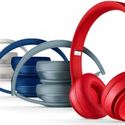 Amazon: Beats Solo2 Wired On-Ear Headphones