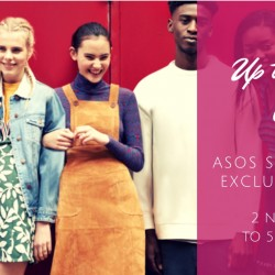 ASOS: Singapore Exclusive Sale Up to 18% OFF