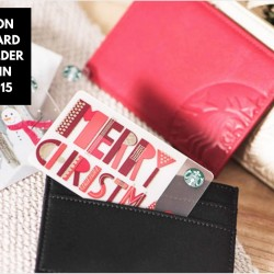 Starbucks: Limited Edition Starbucks Card with Cardholder and Keychain