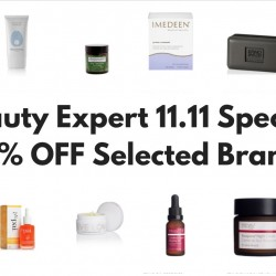 Beauty Expert: 30% OFF Eve Lom, Caudalie, Imedeen, Antipodes & more