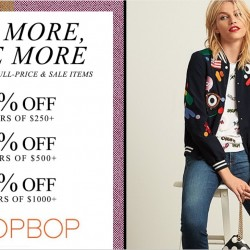 Shopbop: Up to 25% OFF Full-Price and Sale Designer Items!