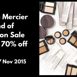 Laura Mercier: End of Season Sale up to 70% OFF