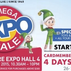 John Little: Mega Expo Sale Cardmembers' Preview