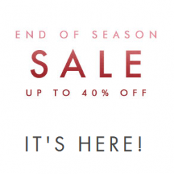 MyBag: Up to 40% OFF Ends of Season Sale