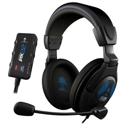 Amazon: Turtle Beach - Ear Force PX22 Universal Amplified Gaming Headset - PS3, Xbox 360