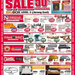 Big Box: More than 50% OFF Sale Storewide