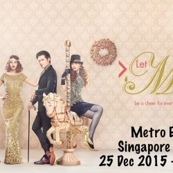 Singapore Expo: Metro Expo Year End Sale Up to 90%