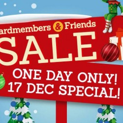 John Little: One Day Only Cardmembers & Friends Sale up to 80% OFF
