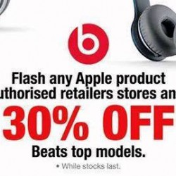 Hwee Seng Electronics: Up to 30% OFF Beats Headphones