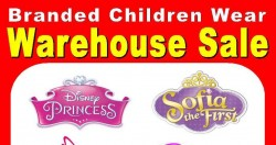 Umeko: Branded Children Wear Warehouse Sale from $2 onwards!