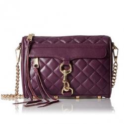Amazon: Rebecca Minkoff Quilted Mini Mac Convertible Cross Body Bag