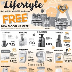 Go.BestDenki: Free New Moon Hamper