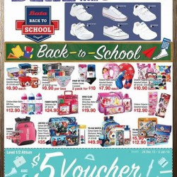 Big Box: Back to School Fair @Redeem $5 voucher for Min. purchase of $65