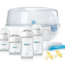Amazon: Philips Avent BPA Free Natural Essentials Gift Set