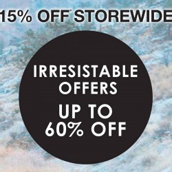 The North Face: 15% OFF Storewide + Up to 60% OFF Irresistable Offers