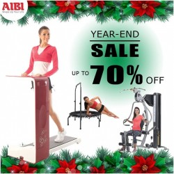 AIBI Fitness: Up to 70% OFF Year-end Sale