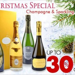 The Oaks Cellars Pte Ltd: Christmas Special @Champagne & Sparkling Wine