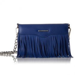 Amazon: Rebecca Minkoff Universal Fringe Crossbody Iphone 6 Galaxy S6 Phone Wristlet