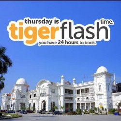 Tigerair: Fly to Ipoh from just $34
