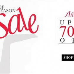 Aimer: End of Season Sale @Take Up to 70% OFF