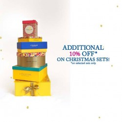 L'OCCITANE en Provence: Christmas Gift Sets @Additional 10% OFF