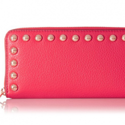 Amazon: Rebecca Minkoff Ava Zip with Studs Gift Boxed Wallet