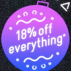 ASOS: Double 12 18% OFF Everything