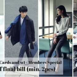 G2000: 15% OFF Final Bill (min. 2 pcs) with DBS/POSB Cards