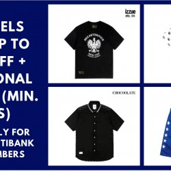 i.t Labels: End of Season Sale up to 50% OFF + Additional 15% OFF