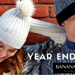 Banana Republic: Year End Sale up to 60% OFF + Additional 20% OFF