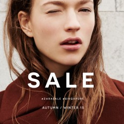Zara: Autumn/Winter Sale in Stores NOW!