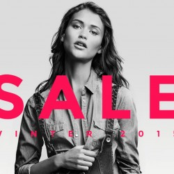 Stradivarius: Winter Sale 2015