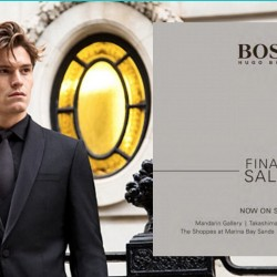 Hugo Boss: Final Sale Up to 50% OFF