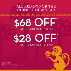 Timberland: All Red-Dy for the Chinese New Year