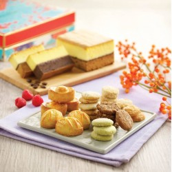 Bakerzin: Early Bird Discount 10% OFF CNY Goodies