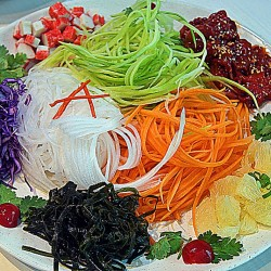 Big Box: Complimentary YuSheng