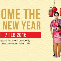 John Little: Up to 80% OFF Sale Items & 20% OFF Regular-Priced Items