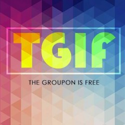 Groupon: FREE Groupons Every Friday Tonight!