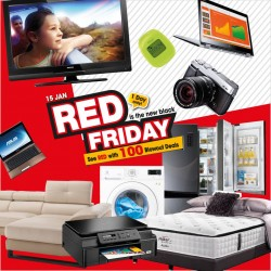 Harvey Norman: RED Friday