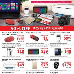 Challenger: Grand Opening Specials at Waterway Point