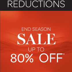 Marks & Spencer: Up to 80% OFF End Season Sale