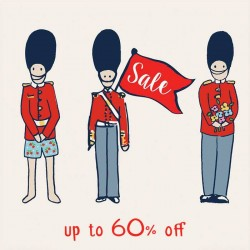 Cath Kidston: Celebrate the first Monday @60% OFF