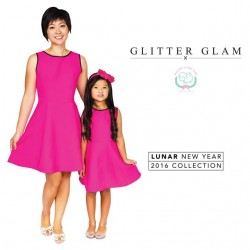 ‎BHG: GlitterGlam @Mother & Daughter CNY Collection, save 20% OFF