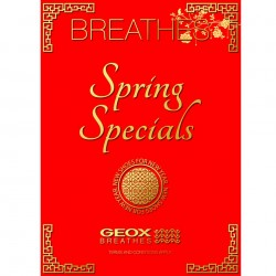 Geox: $18 CNY rebate for every $188 spent + Additional 8% OFF