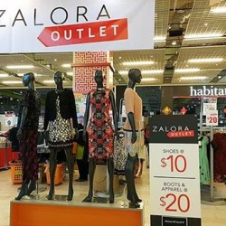 Zalora: Past Season Goods on Sale at Big Box
