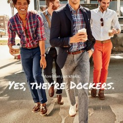 Isetan: Dockers Pants @$59.90 (min. 3 pcs)