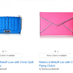 Amazon: 50% OFF Rebecca Minkoff Handbags