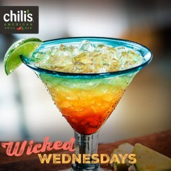 Chilis: 1-for-1 Margarita