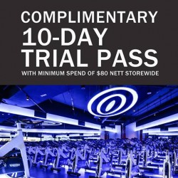 DOT: Complimentary 10-Day Trial Pass