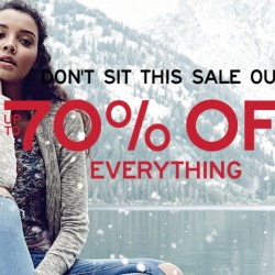 Aéropostale: Up to 70% OFF